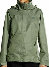 The North Face Women's/Ladies Outdoor Waterproof Jacket UK 10/12 Small Green NEW