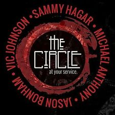 At Your Service by Sammy Hagar & the Circle/Sammy Hagar (CD, May-2015, 2 Discs, Mailboat Records)