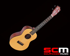 SPTUT Lanikai Uke Tunauke Solid Spruce Top Tenor Ukulele New with Warranty