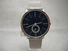 SALE: Authentic Skagen Hagen SKW6230 Blue Dial Mesh Bracelet Men's Watch