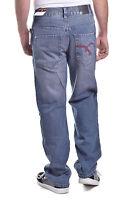 Rocawear Men's Indigo Classic Fit Denim Jeans Size 30 x 32