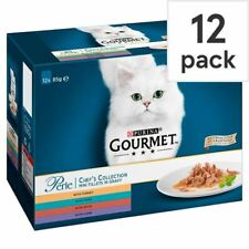 Gourmet Perle Cat Food Chefs Collection 12 X 85G