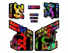 FOX 34 Float 2018-19 Forks Suspension Factory Decals Stickers Adhesive Oil Slick