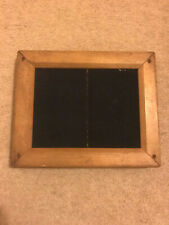 Vintage Wood Photography Photo Contact Print Process Develop Frame  10.75 x 9 in