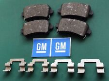 GENUINE VAUXHALL INSIGNIA 1.4 REAR BRAKE PADS HATCHBACK 2011> 95515498 OE *LC02*