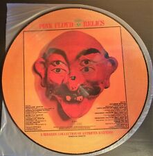 PINK FLOYD- RELICS . Picture Disc-LP Vinyl (NEW) VERY RARE