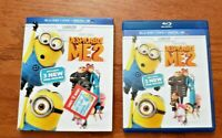 DESPICABLE ME 2 – BLU-RAY + DVD MOVIE