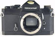 Nikon Nikkormat FT3-Negro -