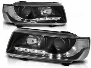 VOLKSWAGEN PASSAT B4 1993 1994 1995 1996 1997 LPVW97 HEADLIGHTS PROJECTOR LED