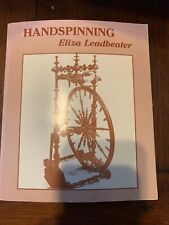 Handspinning by Eliza Leadbeater 1976,1983