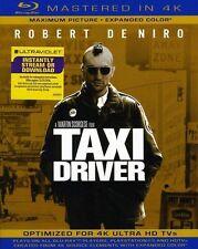 Taxi Driver [4K-Mastered] Blu-Ray Martin Scorsese(Dir)