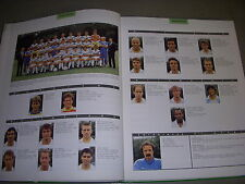 FOOTBALL COUPURE LIVRE PHOTO COULEUR 2 PAGES 33x20 D1 MATRA RACING PARIS 1988/89