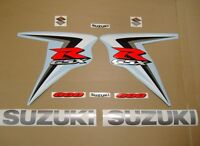 GSX-R 600 2007 complete decals sticker graphics kit set k7 adesivi aufkleber 07