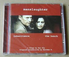 HALFDAN E. Manslaughter / Inheritance / The bench CD OST NEUF SEALED