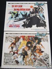 SDCC 2012 handout Viz Manga Shonen Jump Alpha NURA / BLEACH Poster