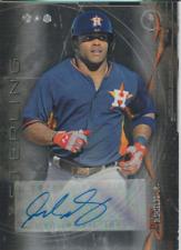 Delino DeShields Jr 2014 Topps Bowman Sterling autograph auto card BSPA-DDE