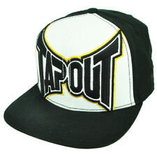 Tapout Mma UFC Artes Marciales Gorra Plana Bill Jaula Peleando Ultimate