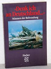 DENK ICH AN DEUTSCHLAND - Stimmen der Befremdung - Balk / Kleinschmidt (Hrsg)