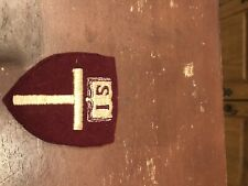 Vintage Masionic Knights Templar Patch