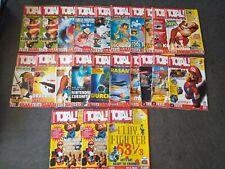 23 Stück Nintendo Total Magazin Zeitschrift Sammlung Konvolut
