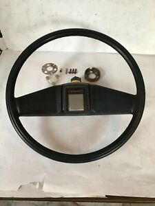 1973 - 1987 CHEVY GMC TRUCK SUBURBAN JIMMY BLAZER C10 C20 C30 4X4 STEERING WHEEL