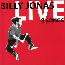 Billy Jonas - Live 8 Songs [New CD]