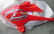 1523202197 Fiancatina Convogliatore Sinistro Radiatore Beta RR Colore Rosso Fluo