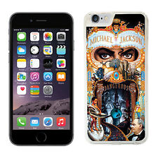 Michael Jackson case fits Iphone 6 & 6s cover hard mobile (2) phone apple