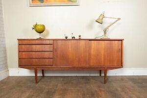 Vintage Retro Danish Style Teak Sideboard