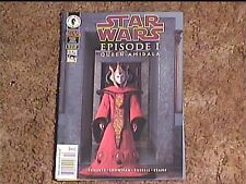 Star Wars Episode I Queen Amidalia Comic Book Vf/Nm Photo Cover