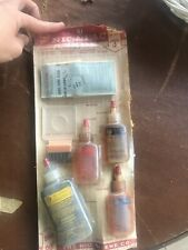 Nic A Pak Coin Cleaning Solution Nic a Lene/Spray & Tone + Brushes  Vintage