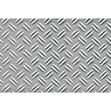 JTT Scenery Products 1:24 G-Scale Double Diamond Plate Pattern Sheet, 2/pk 97452