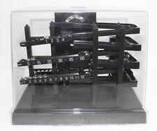 MANTEL CLOCK TIME MACHINE Kinetic TOP Rolling Ball Bearing Clock