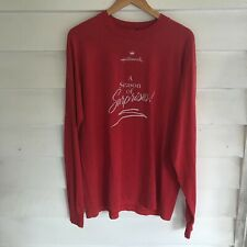Vintage Hallmark Mens T-Shirt Fruit of the Loom Best Size XL Made in USA