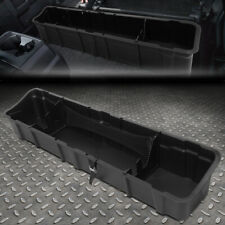 FOR 15-19 FORD F150 CREW CAB UNDER SEAT STORAGE ORGANIZER TRAY TOOL BOX CASE