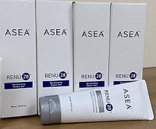 ASEA RENU 28 Advanced Revitalizing Gel NEW packaging- 4 Tubes  3 oz !!!