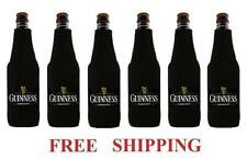 Guinness Draught 6 Beer Bottle Suits Cooler Coozie Coolie Koozie Huggie New
