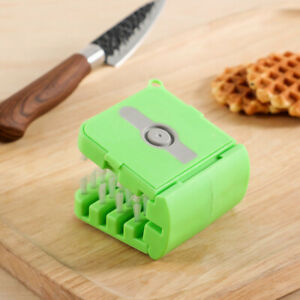 2 In 1 knife sharpener And Brush Cutlery Cleaner Kitchen Washing  Cleaning T.bu