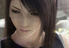 Final Fantasy 7 Advent Children Tifa 4 A4 Puzzle  - 120 Pieces