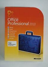 Office 2010 Professional Pro DVD Retail Box Vollversion Deutsch 269-14674