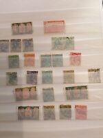 Album timbres à bandes 32 pages dont 9 pages Algérie #21
