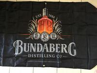 "Bundaberg Rum Distilling Banner 2011, Bundaberg Rum Advertising Banner ""NOS"""