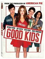 DVD - Family - Good Kids - Zoey Deutch - Nicholas Braun - Ashley Judd