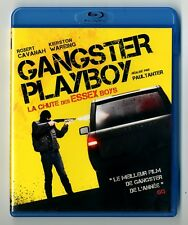 BLU-RAY DISC / GANGSTER PLAYBOY - REALISE PAR PAUL TANTER / COMME NEUF