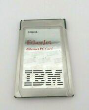 Ibm 72H4041 EtherJet Ethernet Pc Network Card Pcmcia