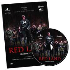 Red Land - Rosso Istria  [Dvd Nuovo]