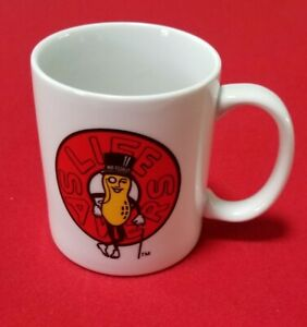 Planters Mr. Peanut Coffee Mug Cup Vintage Lifesavers Advertising