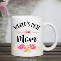 Best Mom Mug Worlds Best Mom Gifts For Mom Mom Gifts Mothers Day Gift Mom Mug