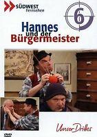 Hannes und dr Bürgermeister - DVD 06 von Rinker, Isolde   DVD   Zustand gut