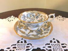 Cups & Saucers Victorian Date-Lined Ceramics (Pre-c.1840)